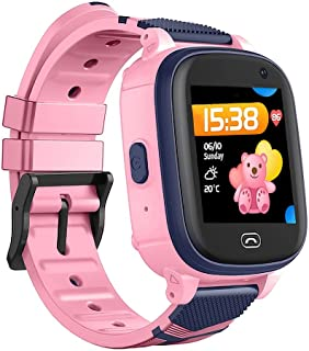 Latest Smartwatch for Kids 4G Smart Watch for Children GPS Tracker Kids Monitoring Voice Video Chat SOS Alarm Fitness Trac...