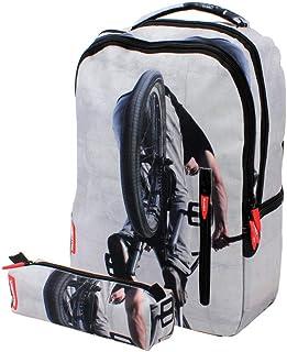 Pack Escolar Mochila y portatodo Bike