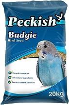 Peckish 00006 Budgie Bird Seed Mix, 20kg