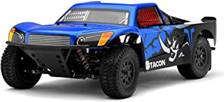 1/14th Tacon Thriller Short Course Truck RC Brushless Ready to Run (Blue)