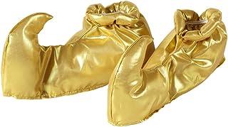 Unbekannt Orientalisches Set Aladin Wunderlampe goldene /Überschuhe
