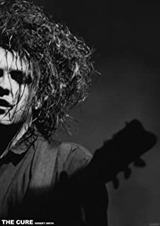 The Cure Poster - Robert Smith (23