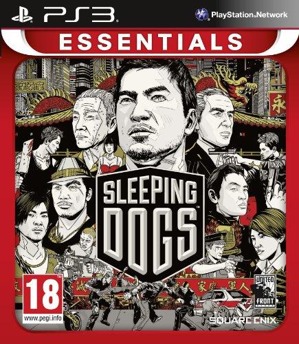 Sleeping Dogs Essentials [Edizione: Regno Unito]