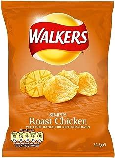 Walkers Crisps (32.5gx32) (Roast Chicken)