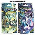 Pokémon POK81554 TCG: Sun and Moon 10 Unbreaked Bonds Temática Deck (uno al azar), multicolor , color/modelo surtido de Pokémon