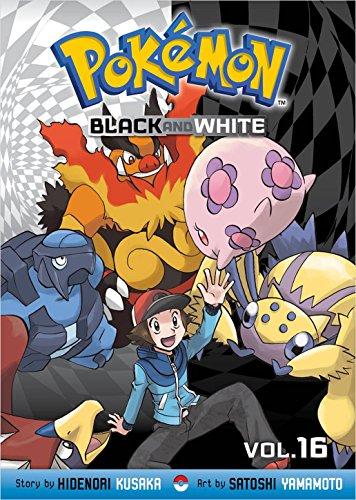 POKEMON BLACK & WHITE GN VOL 16