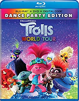 Trolls World Tour (Blu-ray + DVD + Digital Copy)