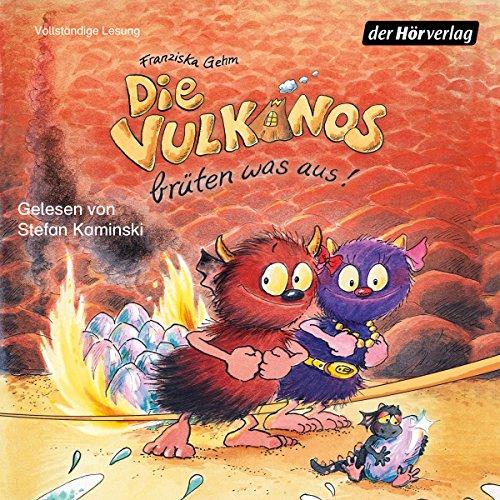 Die Vulkanos brüten was aus! (Die Vulkanos 4) Titelbild