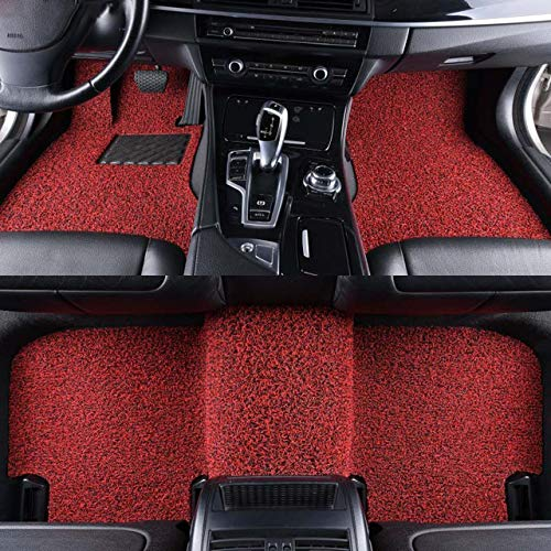 MDJFB voor auto vloermat voor Mini Countryman r60 Cooper r50 r52 r53 r56 r57 r58 f55 autoaccessoires vloerbedekking
