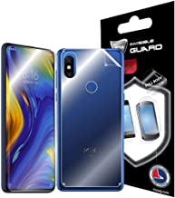 IPG for XIAOMI MI Mix 3 Full Body (Fits 5G) Protector Invisible Touch Screen Sensitive Ultra HD Clear Film Anti Scratch Skin Guard - Smooth/Self-Healing/Bubble -Free Screen & Back