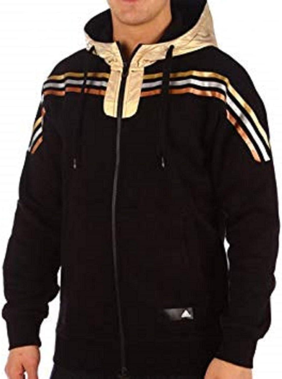 Adidas Seasonal Favourites Olympic Hood schwarz