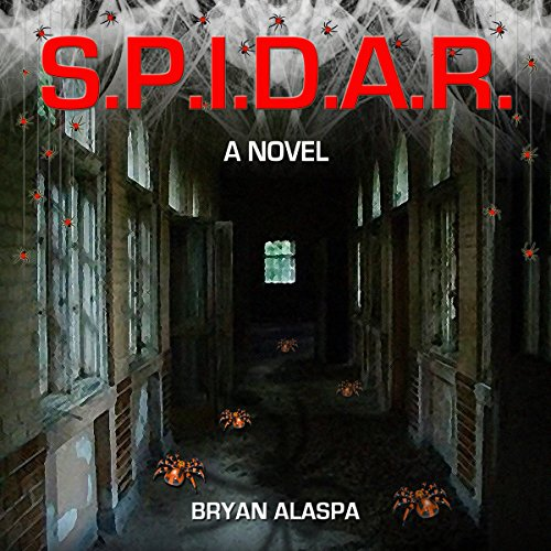 S.P.I.D.A.R. audiobook cover art