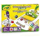 Crayola - Laboratorio Pegatinas, Multicolor (Crayola 25-7247)