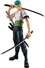 Megahouse Onepiece: Roronoa Zoro Pirate Hunter Zoro Past Blue Variable Action Hero Action Figure