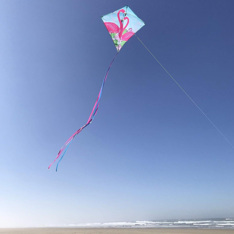 30-Inch In the Breeze Butterfly Diamond Kite