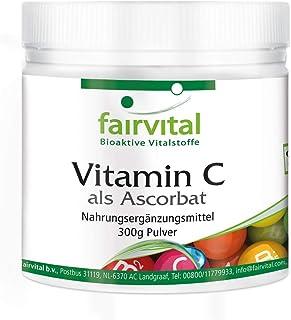 Vitamina C en polvo - Ascorbato