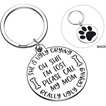 Im Lost TWIST TAG- Silent Eco-Friendly Ringless ID Tag for Cats and Dogs Oh Poop