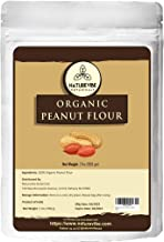 Naturevibe Botanicals Peanut Flour, 2lbs | Non-GMO and Gluten Free | Protein Rich