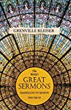 The World's Great Sermons - Massillon to Mason - Volume III