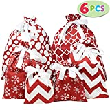 Large Fabric Gift Bags