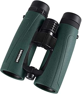 Wingspan Optics NatureHawk Ultra HD 8X42 ED Glass Binoculars for Bird Watching. Waterproof. Phase Coated. Ultra-Durable Exterior. The Most Stunning, Clearest Birding View Ever at an Affordable Price
