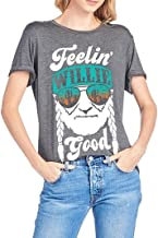 Women T Shirt Funny Feelin' Willie Good Summer O-Neck Graphic tee Short Sleeve Tops