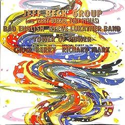 ジェフ・ベック(Jeff Beck ) スティーヴ・ルカサー(Steve Lukather) KIRIN BEER NEW GIGS89日本公演[コンサートパンフレット]
