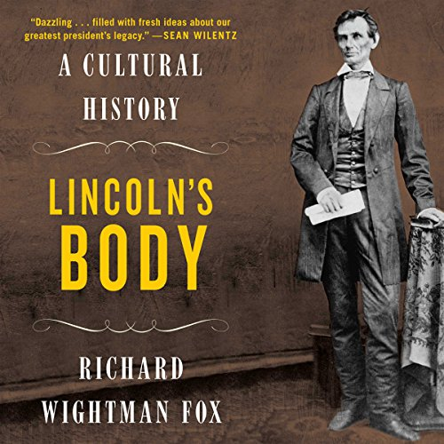 Lincoln's Body audiobook cover art