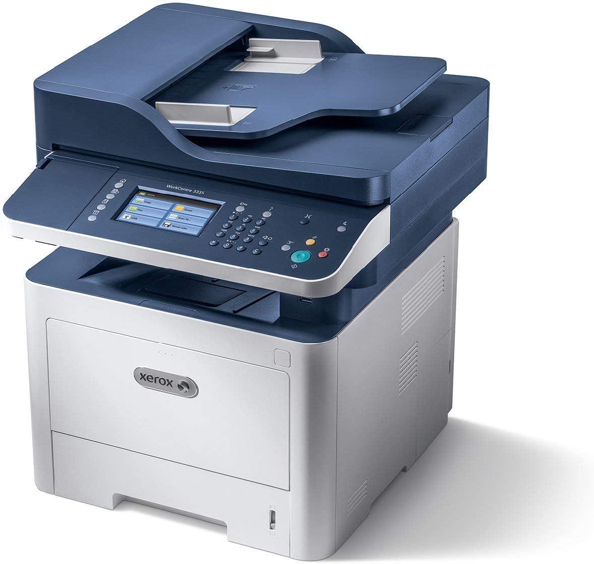 Xerox WorkCentre 3335/DNI Monochrome Multifunction Printer (Renewed)