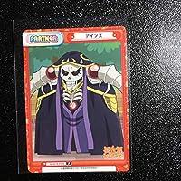 異世界かるてっと アインズ オーバーロード reバース for you BOX購入特典 P カード isek120