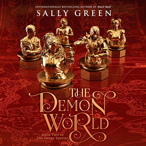 The Demon World Audiobook By Sally Green cover art