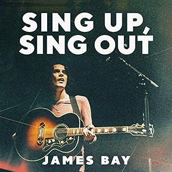 Sing Up, Sing Out