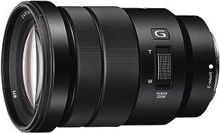 SONY E PZ 18-105mm F4 G OSS※Eマウント用レンズ(APS-Cサイズ用) SELP18105G