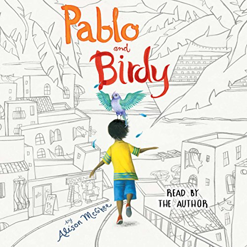 Pablo and Birdy audiobook cover art