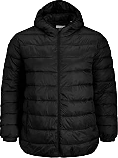Jack & Jones Men's Jjemagic Puffer Noos Hood Ps Jacket