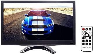 Festnight LCD Monitor,12 Inch HD TFT-LCD Screen Security Monitor Car Rear View Camera DVR/VGA Monitor for Rear View Camera Auto Parking Backup Reverse Monitor System