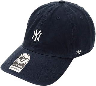 (フォーティーセブン) 47 Brand キャップ ビーニー Yankees Baserunner '47 CLEAN UP Navy Nvy ストリート Free