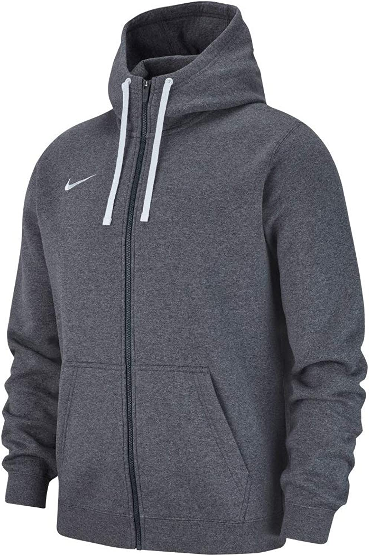 Nike Kinder Kinder Kinder Team Club 19 Full-Zip Hoodie B07NP43D2J  Ausgewählte Materialien 4a43d5