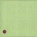 100% Baumwolle Stoff | Grün | Hahnentritt | Stoffbreite: