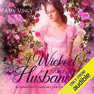 Page de couverture de A Wicked Kind of Husband