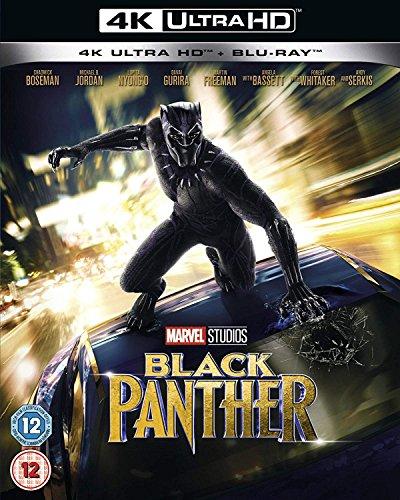 Black Panther (4K Uhd) [Edizione: Regno Unito]