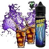 E-Liquid ENERGY BLUE | 60ML TPD | ElecVap | Sin Nicotina: 0MG | E-Liquido para Cigarrillos Electronicos - E Liquidos para Vaper 70/30
