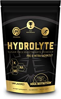 Hydrolyte - 100 Servings Sugar Free Electrolyte Powder with Magnesium, Potassium and Sodium - Boost Endurance and Reduce F...
