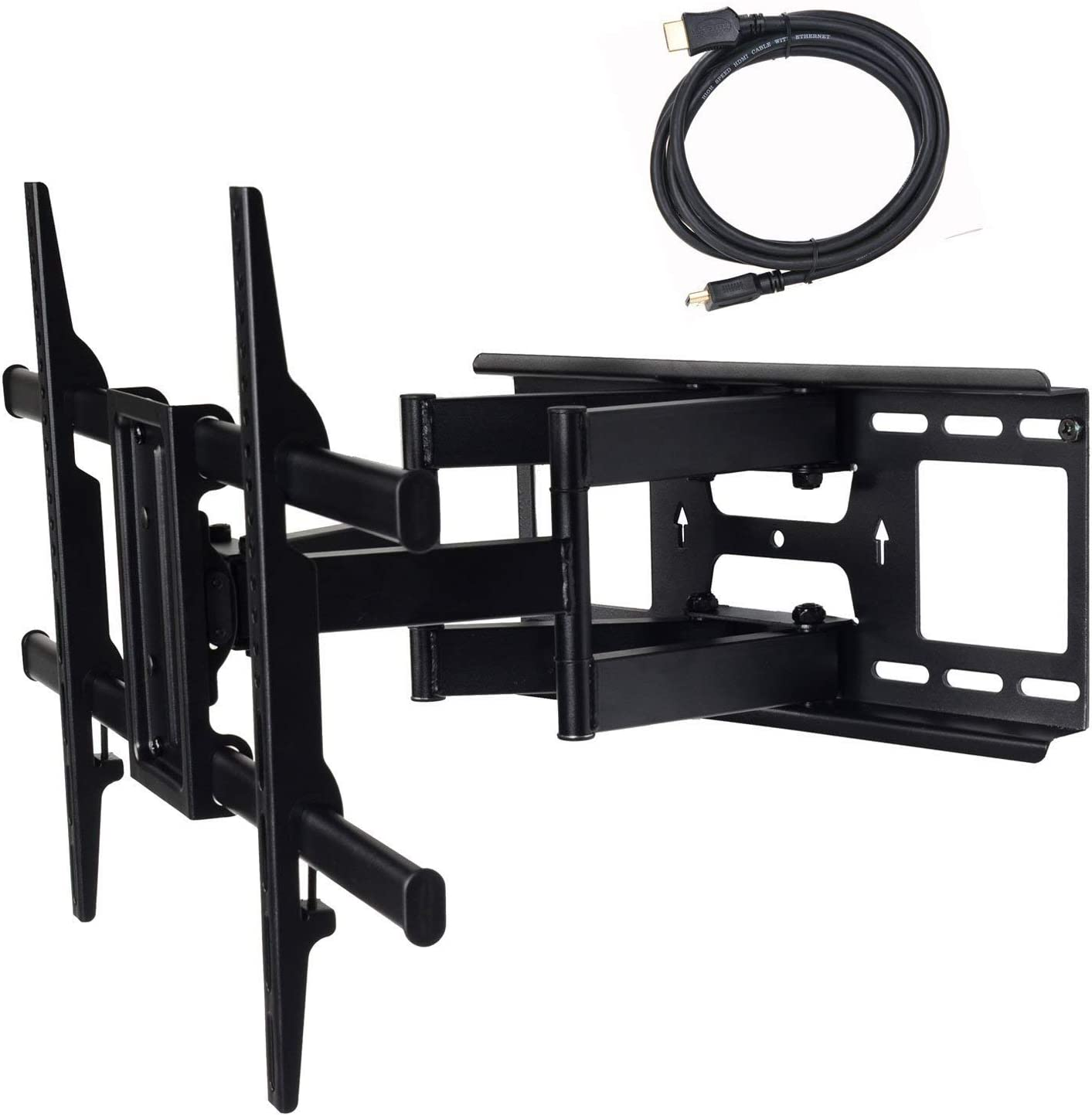 VideoSecu Articulating TV Wall Mount Most for Ranking TOP4 Import 32- Dual Arm