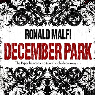 December Park audiobook cover art