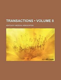 Transactions (Volume 8)