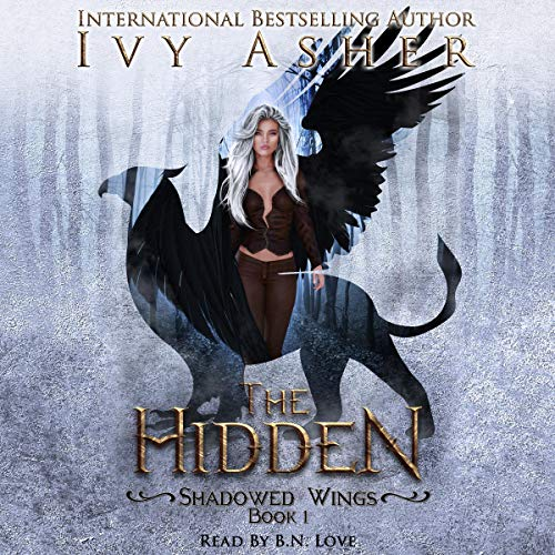 The Hidden  By  cover art