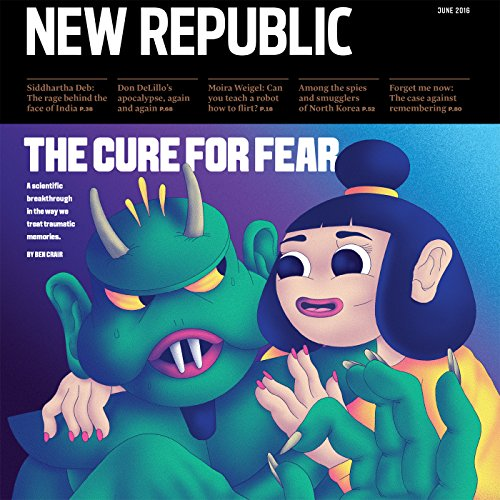 The New Republic, June 2016 audiobook cover art