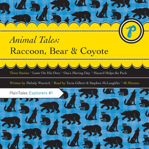 Animal Tales audiobook cover art