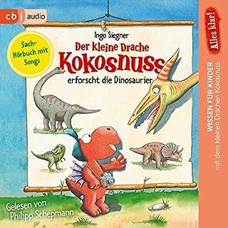 Alles klar! Der kleine Drache Kokosnuss erforscht... Die Dinosaurier     Der kleine Drache Kokosnuss - Sachhörbuch 1              Autor:                                                                                                                                 Ingo Siegner                               Sprecher:                                                                                                                                 Philipp Schepmann                      Spieldauer: 1 Std. und 14 Min.     16 Bewertungen     Gesamt 4,8